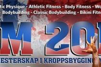 NM i fitness og Kroppsbygging 2013