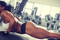 Er målet å forme kroppen så er det styrketrening som gjelder!