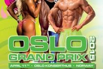 Oslo Grand Prix 2015 | Resultater