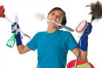 Så mange kalorier forbrenner du på husarbeidet