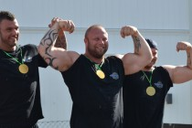 Svelvik Strongman Open 2015