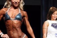 Lene Alexandra er klar for fitness-NM