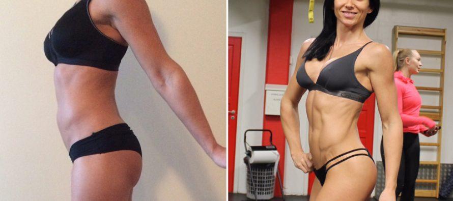 Alice Fjelldal (31) debuterer i Bikinifitness