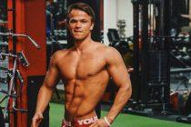 Martin Myrvold (19) debuterer i Men's Physique