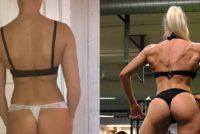 Sykepleier, mamma og Bikinifitness-debutant Ida Vanebo