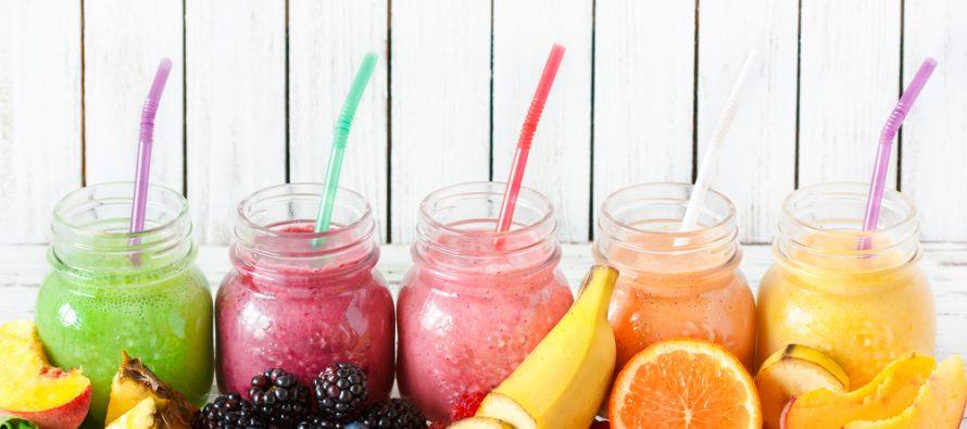Spis 10 og bli enda sunnere