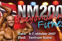 NM i Bodybuilding & Fitness 2007