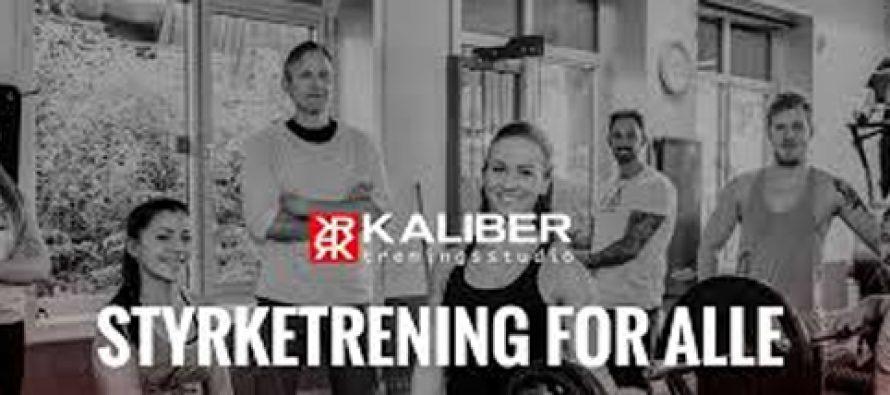 Mannen bak Kaliber treningsstudio