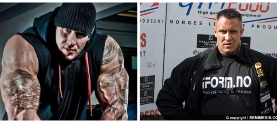 WEB-TV: På trening med Arild «Hulk» Haugen