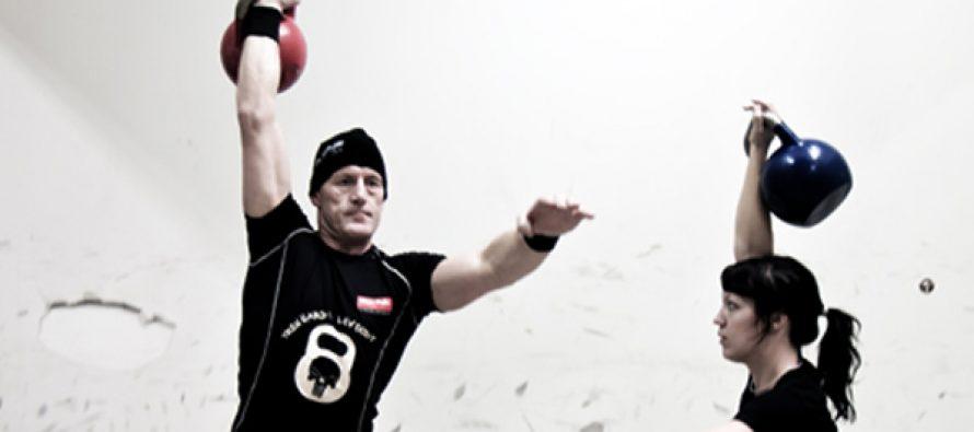 Kettlebells gir deg muskler på rekordtid