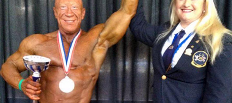 Thor Benny (51) tok EM sølv i Barcelona