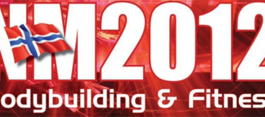 NM i Bodybuilding & Fitness 2012