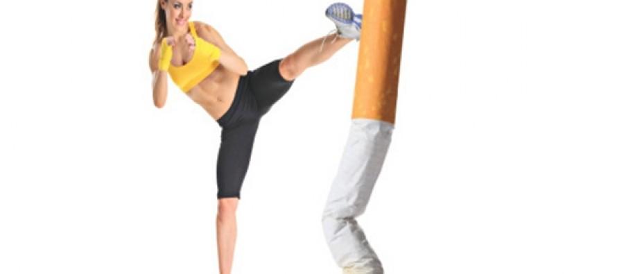 Tobakk, snus og trening…