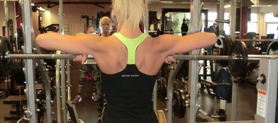 Ingrid Rødal debuterer i bikini-fitness