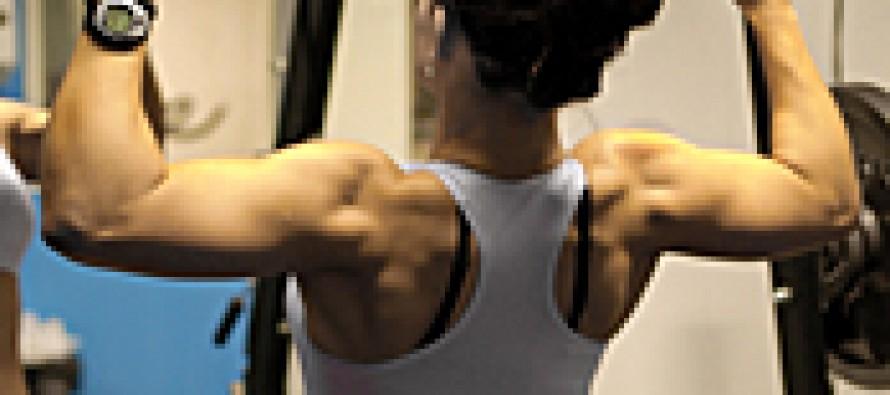 Under lupen med fitnessdebutanten Silje Mariela