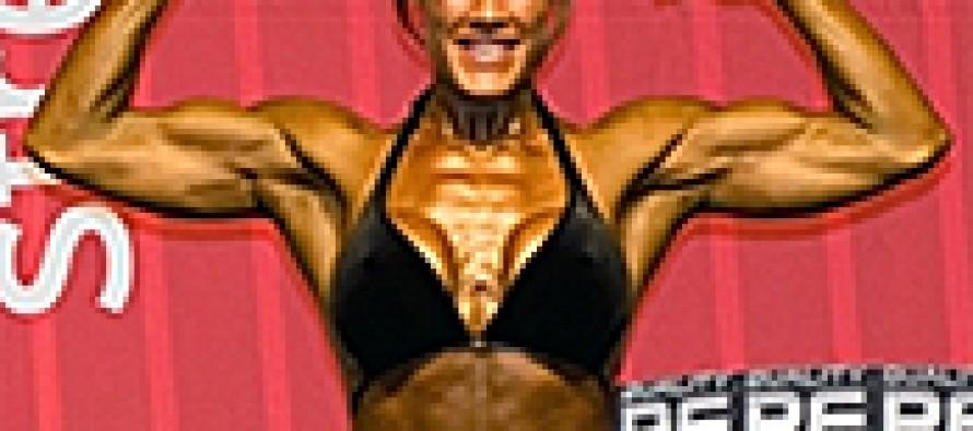 Yvonne skjellin – feminine muskler