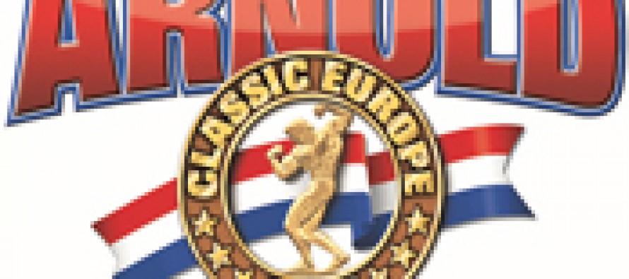 NORGE viste seg fram i SPANIA – på Arnold Classic Europe