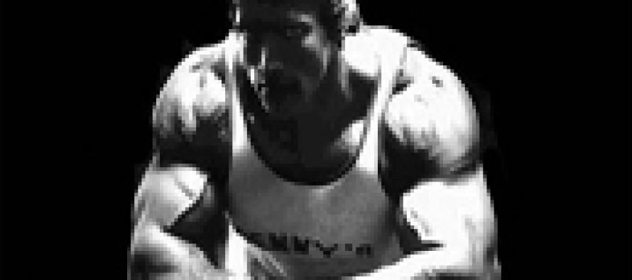 Nybegynner-trening med Arnold!