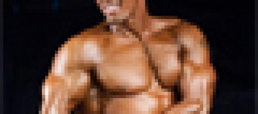 Daniel viste muskler