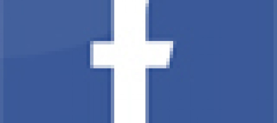 Full fart på facebook!