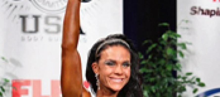Heidi Vonka Koi  tok en 2. plass på The LA Championship