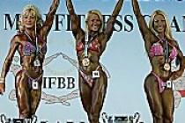 Santa Susanna pro og VM i Body Fitness 2006