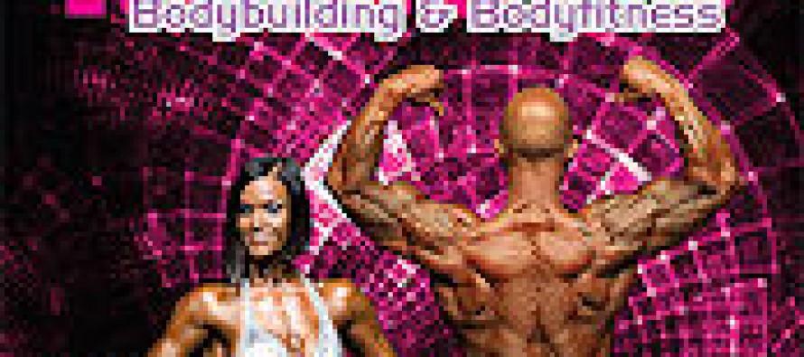 NM i bodybuilding & bodyfitness nå til helga