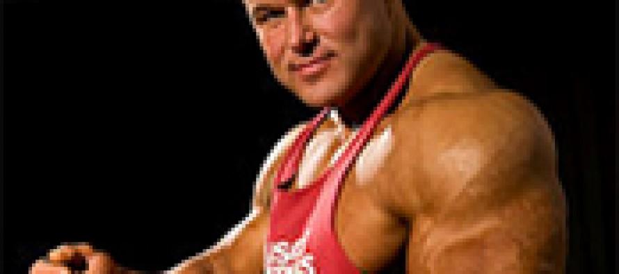 Hvordan bygge store muskler?