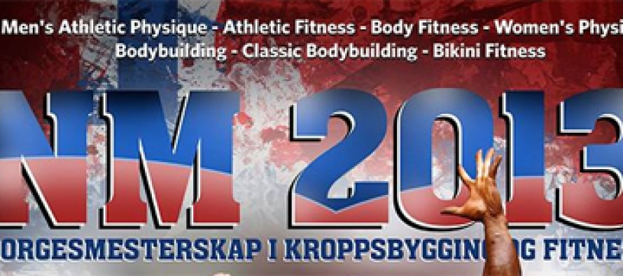 NM i fitness og Kroppsbygging 2013