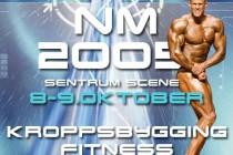 NM i kroppsbygging og fitness 2005