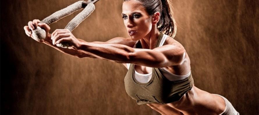 Kvinnelig Bodybuilding