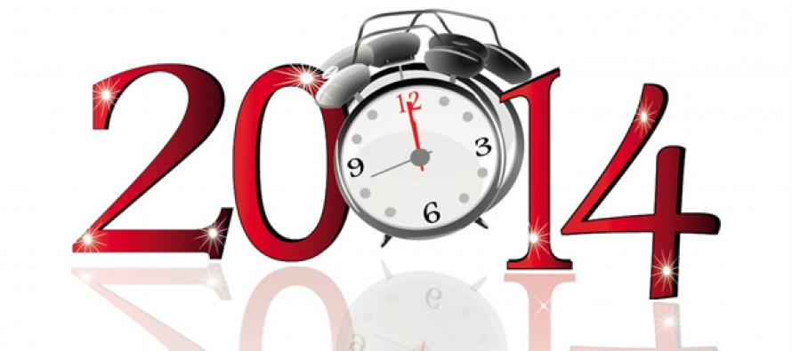 Er du klar for det nye året 2014?