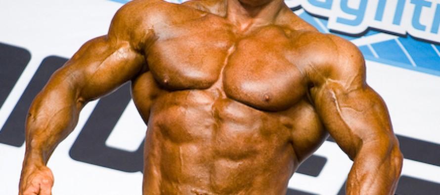 NM i Bodybuilding & Fitness 2011