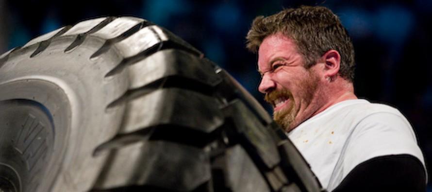 Norges sterkeste mann 2011