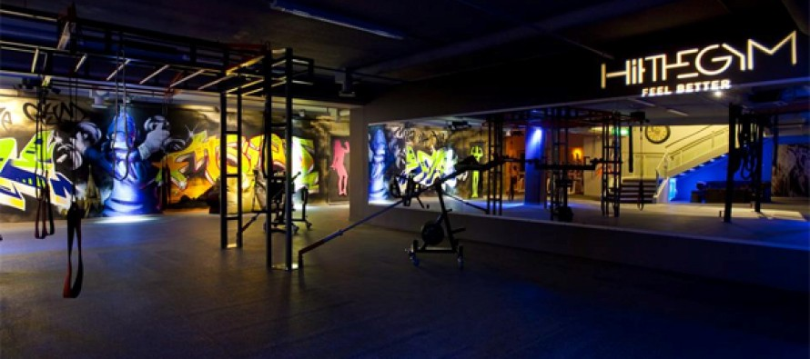 Norges kanskje råeste gym har åpnet i Trondheim