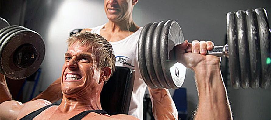 5 beste øvelsene for bredere skuldre!