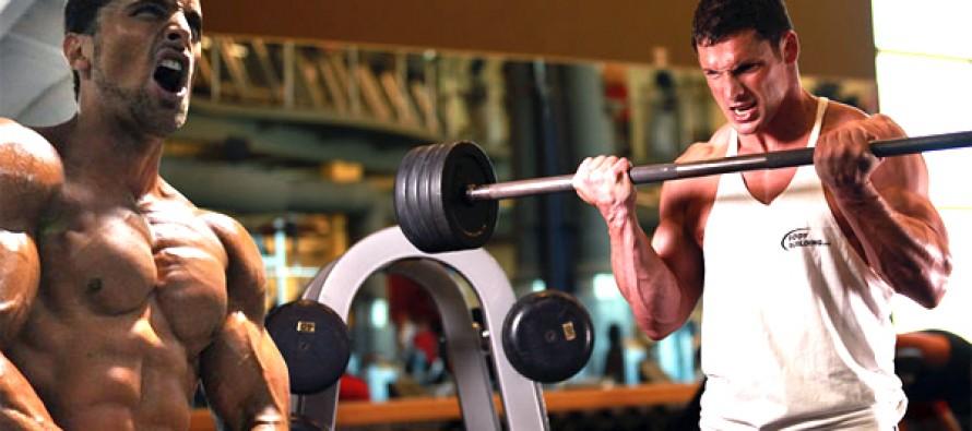 """4 effektive """"sjokkmetoder"""" for muskelhypertrofi"""
