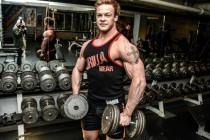 Glenn Helge Kvilhaugsvik debuterer i bodybuilding