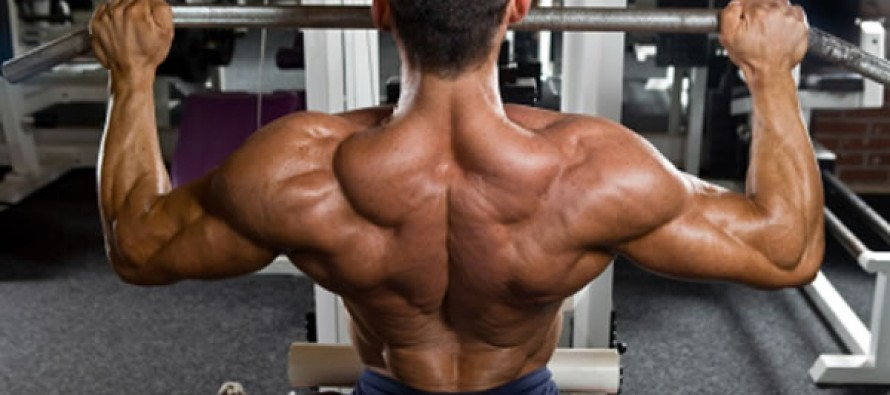 Nedtrekk – hvilket grep bygger størst rygg?