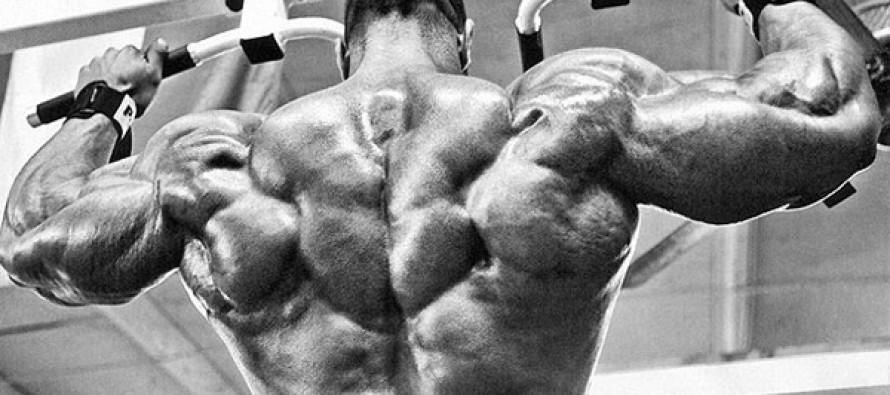 Den ultimate øvelsen for å få kontakt med øvre del av ryggen!