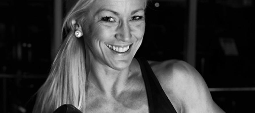 Marta Småbakk debuterer i bikinifitness nå på lørdag