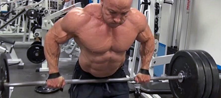 Leif Hestad to uker før EM i Bodybuilding (WEB-TV)