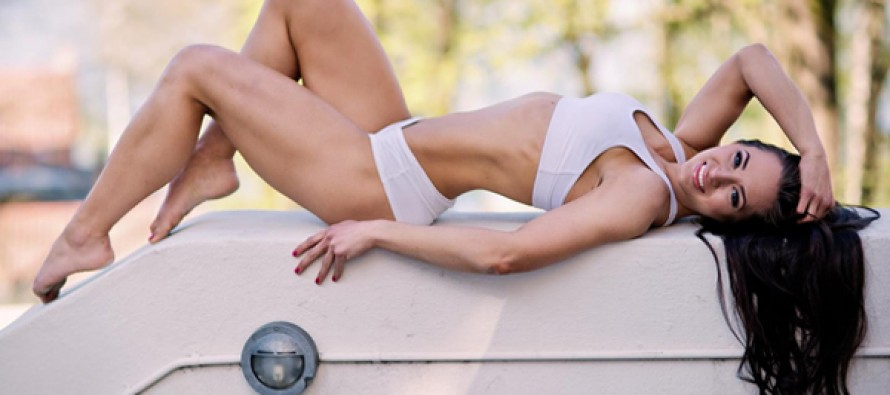 WEB-TV:Christina – Verdensmester i Bikini Fitness