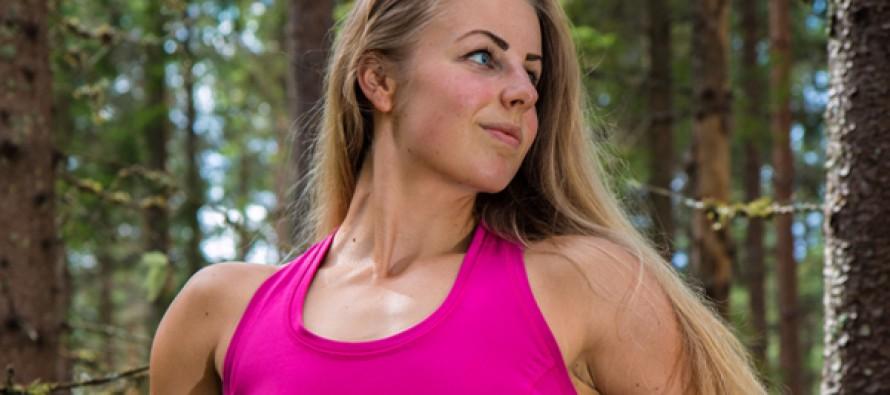 Gunhild Fretheim debuterer i Body Fitness