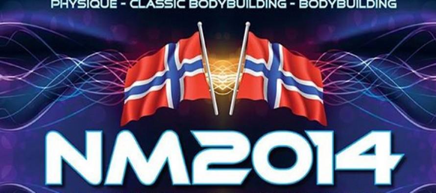 NM i Bodybuilding & Fitness 2014