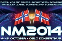 NM i Bodybuilding & Fitness 2014 | Bilder