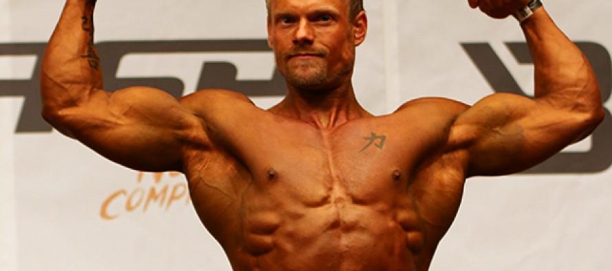 Thomas Hjelde Thoresen får NM gullet i posten