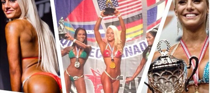 Sandra og Alexander ble best i verden