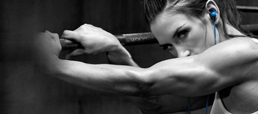 En sterk kropp gir en sterk sjel