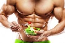 Maten som bygger muskler